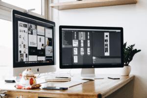 Desenvolvimento de sites: principais tendências de web design para 2020