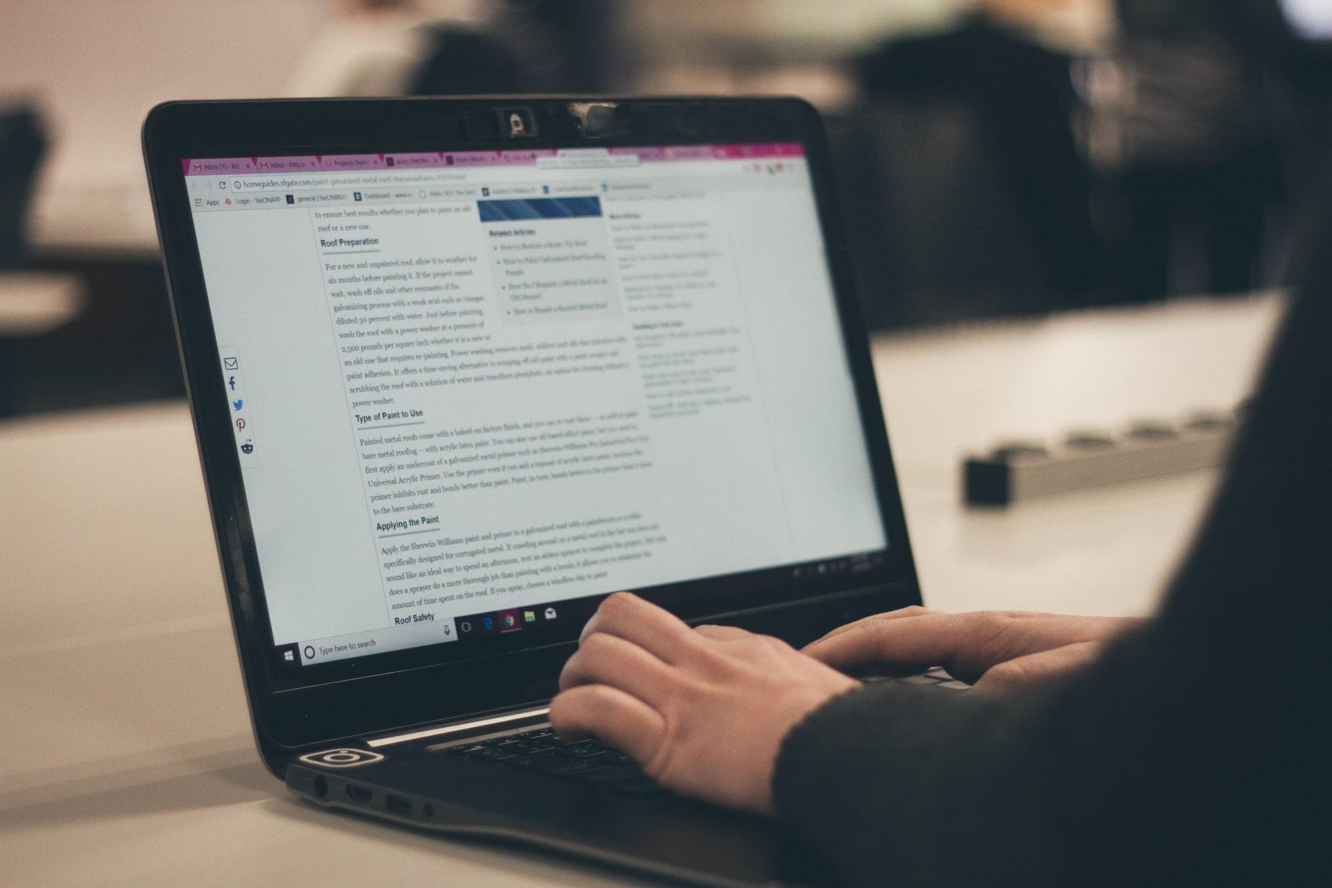 Descubra se ainda vale a pena criar um blog em 2021!