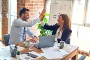 Impulsionar negócio online