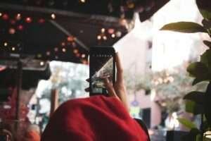 redes sociais pequenos negócios
