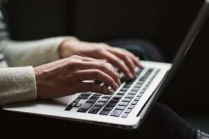 planejar conteúdo para site